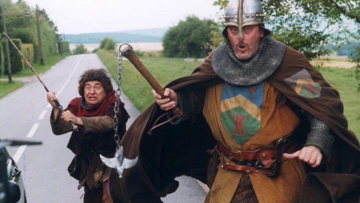 Wie man einem Menschen aus dem Mittelalter erklärt, wie man Metall zum Fliegen bringt.
